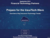 FT Partners Publishes Comprehensive InsurTech Report