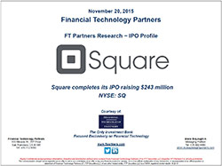 Square IPO Profile - Detailed Transaction Overview and Analysis