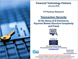 Transaction Security - At the Nexus of E-Commerce, Payment Market Structure Complexity and Fraud