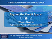 Beyond the Credit Score: What's Next in Consumer Credit Management