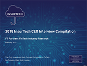 2018 InsurTech CEO Interview Compilation