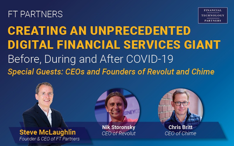 Creating an Unprecedented Digital Financial Services Giant: Before, During and After COVID-19