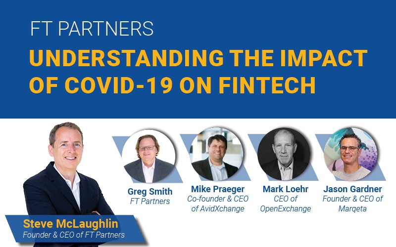 Understanding The Impact of COVID‑19 on FinTech