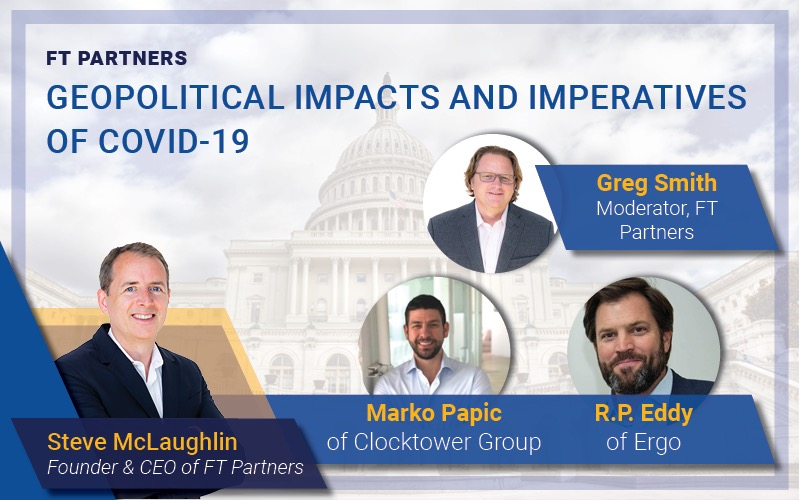 Geopolitical Impacts and Imperatives of COVID-19