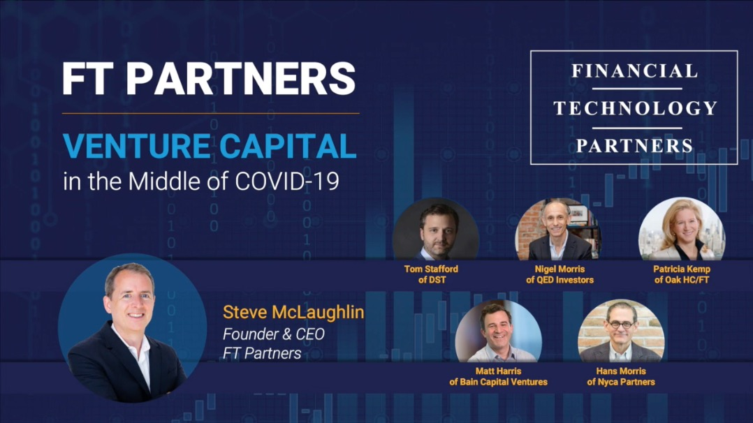 Venture Capital in the Middle of COVID‑19