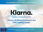 Klarna: An Online Payments and POS Lending Leader