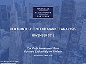 Monthly FinTech Sector Overview and Market Analysis