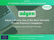 Adyen's Rise to One of the Most Valuable Private Payment Companies