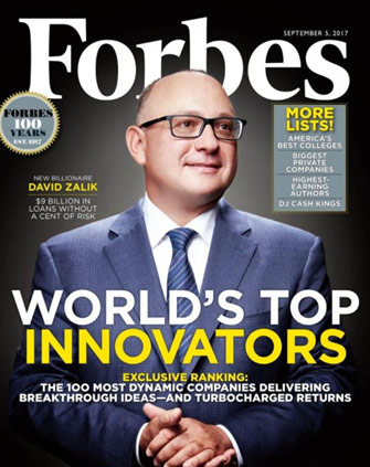 FT Partners' Client GreenSky Featured in Forbes Magazine