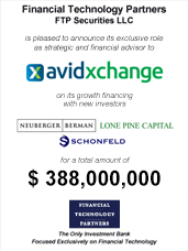 AvidXchange Growth Financing